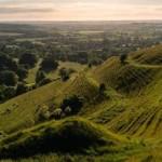 Hambledon Hill Iron Age Hill Fort