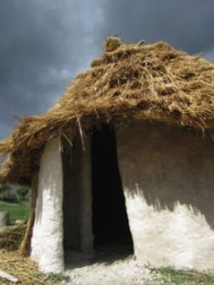 Neolithic-house